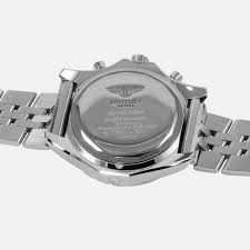 bentley motors speed by breitling breitling for bentley motors special white dial edition a25362