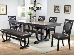 dining table with four chairs dining room table chair sets