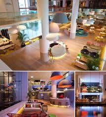eccentric home decor wonderful hotel lobbies eccentric hotels