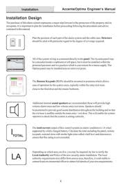 honeywell accenta 8 user manual