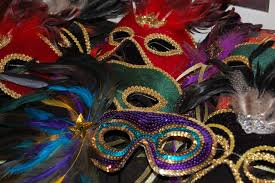 mask decorations ideas for throwing a mardi gras masquerade party diy network