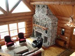 Log Homes Interior Designs 98 Best Log Cabin Dreams Images On Pinterest Log