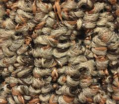 Olefin Rug Rustic Copper Level Loop Indoor Outdoor Area Rug Carpet