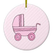 baby stroller ornaments keepsake ornaments zazzle