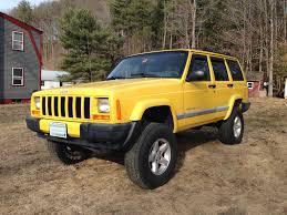 jeep yellow 2017 overland build yellow jeep xj jeep cherokee forum