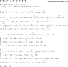 christmas carol song lyrics with chords for c h r i s t m a s