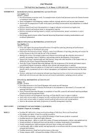 resume template financial accountants definition of respect financial reporting accountant resume sles velvet jobs