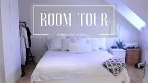 semi minimalist room tour youtube