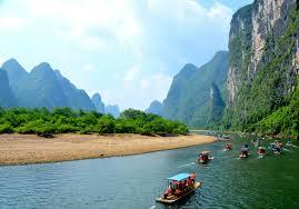 li river official cruise guilin s no 1 tour program