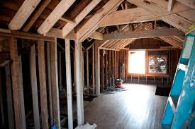 reconstruct kc residential and light commercial remodeling attic remodel before reconstruct
