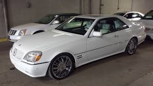 1999 cl600 ge build thread mercedes benz forum