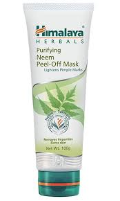 Masker Himalaya purifying neem peel mask by himalaya herbals