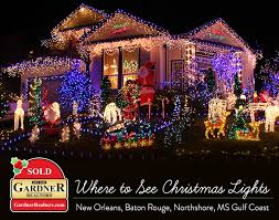 zoo lights baton rouge where to see christmas lights 2017