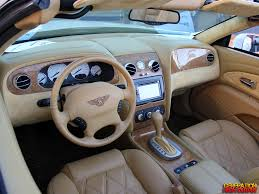 old bentley interior ballin u0027 on a budget bentley continental gtc replica genho