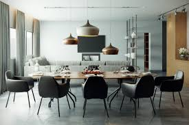 The Dining Rooms by 20 Dining Rooms Visualized
