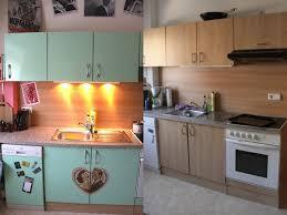 k che bekleben vorher nachher küchenschränke bekleben für eine frische veränderung in der küche