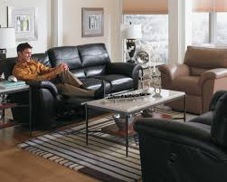 La Z Boy Reclining Sofa La Z Boy Reese Power La Z Time Reclining Sofa Superstore