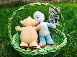 iggle piggle makka pakka nature basket treasures