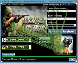 frontline commando d day apk free frontline commando d day hack tool and gold adder