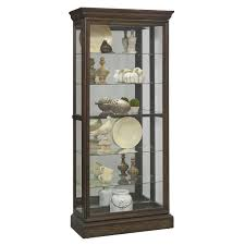 Curio Cabinet Lighting Curio Cabinet Corner Buffet Hutch Ashley Furniture And With