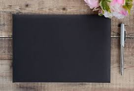 black wedding guest book plain blank black guest book diy wedding guest book
