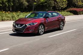 nissan maxima zero down lease 2016 nissan maxima review first test motor trend