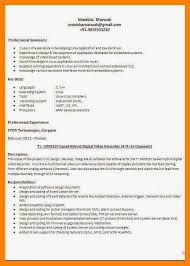 Best Type Of Resume To Use by Different Resume Formats 13 Different Types Of Resume Formats