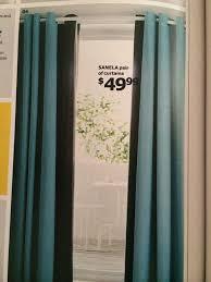 Navy Blue Curtains Ikea Best Ikea Sanela Curtains Designs Windows Curtains With Velvet