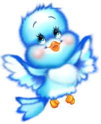 cute blue bird cartoon free clipart gallery yopriceville high