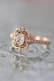 unique antique engagement rings trulagreen com