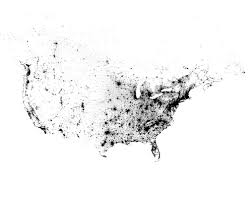can you me a map of the united states this is what we look like you me and everybody else in