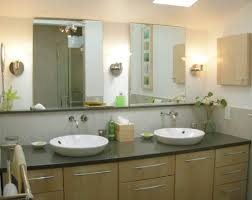 bathroom vanities marvelous amusing mirror lighting wall tech