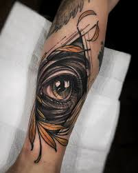 the best shoulder tattoos designs cool and dark tattoo for chefs by oozy oozy tattoo oozy