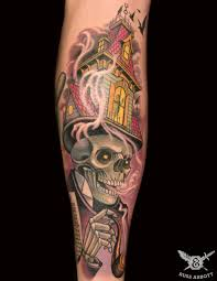 artists russ abbott tattoo education