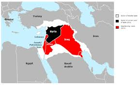 Current Map Of Middle East by Middle East Piigsty
