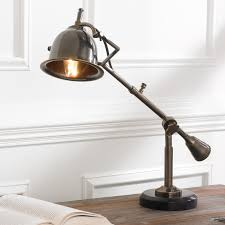 industrial counterweight desk lamp shades of light