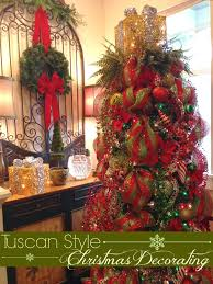 tuscan homes images about christmas trees on pinterest primitive tree tuscan