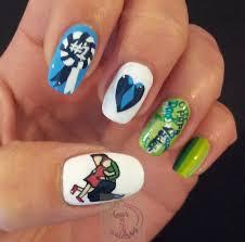 365 days of nail art day 167 nail art father u0027s day