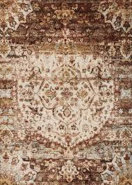 ivory rugs southwest rugs 5 x 8 rust ivory rug lone western decor