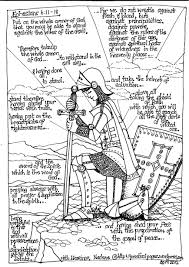 armor of god study