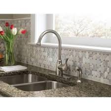 Moen Haysfield Kitchen Faucet by Moen Haysfield Spot Resist Stainless One Handle High Arc Pulldown