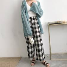plaid ethnique chic online buy wholesale check pants from china check pants