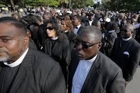 funeral for charleston shooting victim rev clementa pinckney