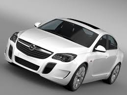 opel insignia 2017 opc opel insignia opc 2015 3d model vehicles 3d models cars 3ds max