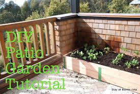 pictures gardening on a patio free home designs photos