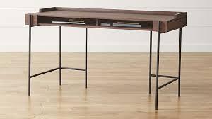 crate and barrel ladder desk fantastic crate and barrel office desk 21 in attractive home design