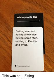 cards against humanity where to buy white like getting married a few kids buying some