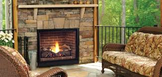 direct vented fireplace direct vent gas fireplace installation manual
