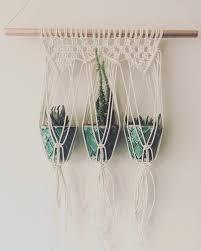 19 macramé plant hanger patterns u0026 instructions patterns hub