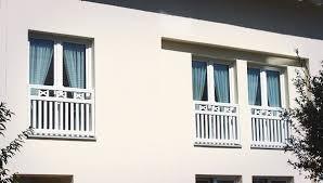 franzã sischer balkon edelstahl chestha glas balkon design